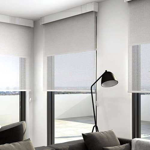 Aero Double Roller Blinds