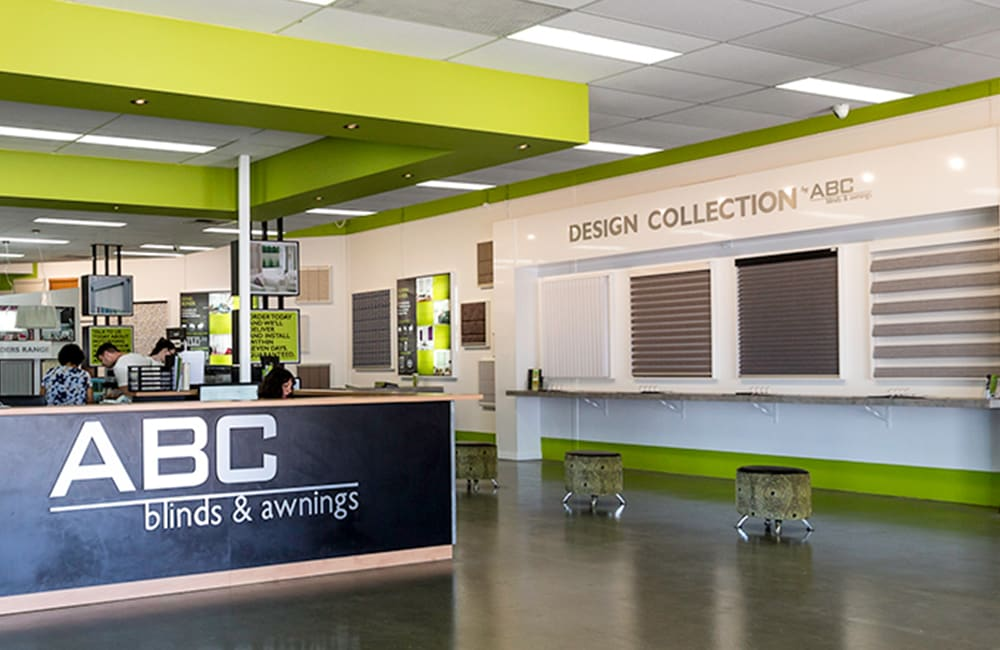 Our Cannington Showroom is Shiny and New!: ABC Blinds Blog