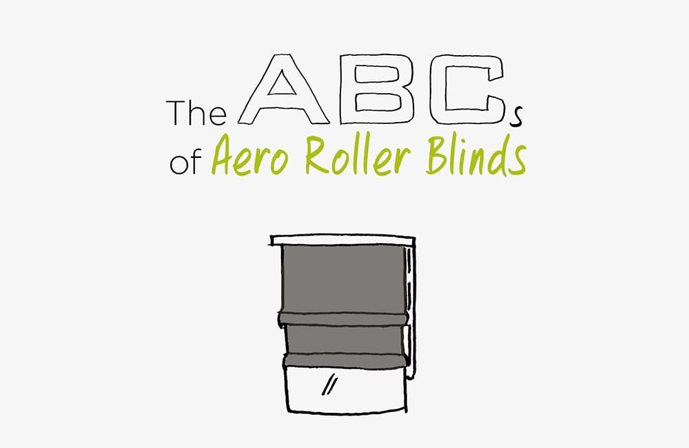 ABCs of Aero-Roller Blinds - ABC Blinds Blog