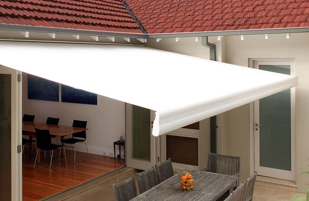 Spotlight on: Retractable Awnings - ABC Blinds Blog