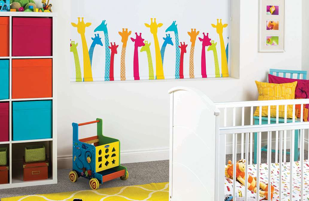 Best Blinds for A Nursery Or Baby's Room: ABC Blinds Blog