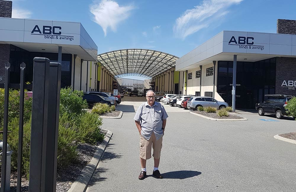 Latest News: Founder of ABC Blinds Turns 93!: ABC Blinds Blog