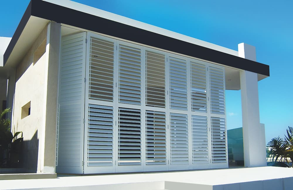 Outdoor Shutters - Improve Outdoor Area | ABC Blinds Blog