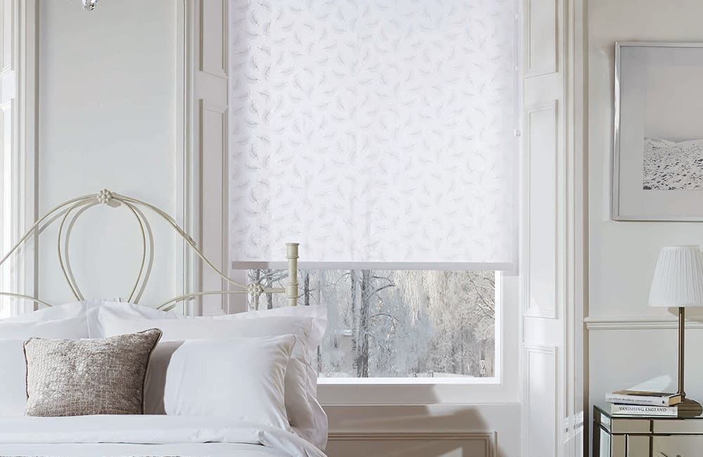 Patterned Blinds: How To Choose And Style The Perfect Feature Blind: ABC Blinds Blog