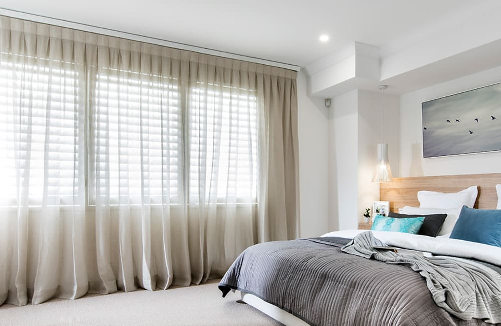 Five Reasons Sheer Curtains are Back On Trend: ABC Blinds Blog
