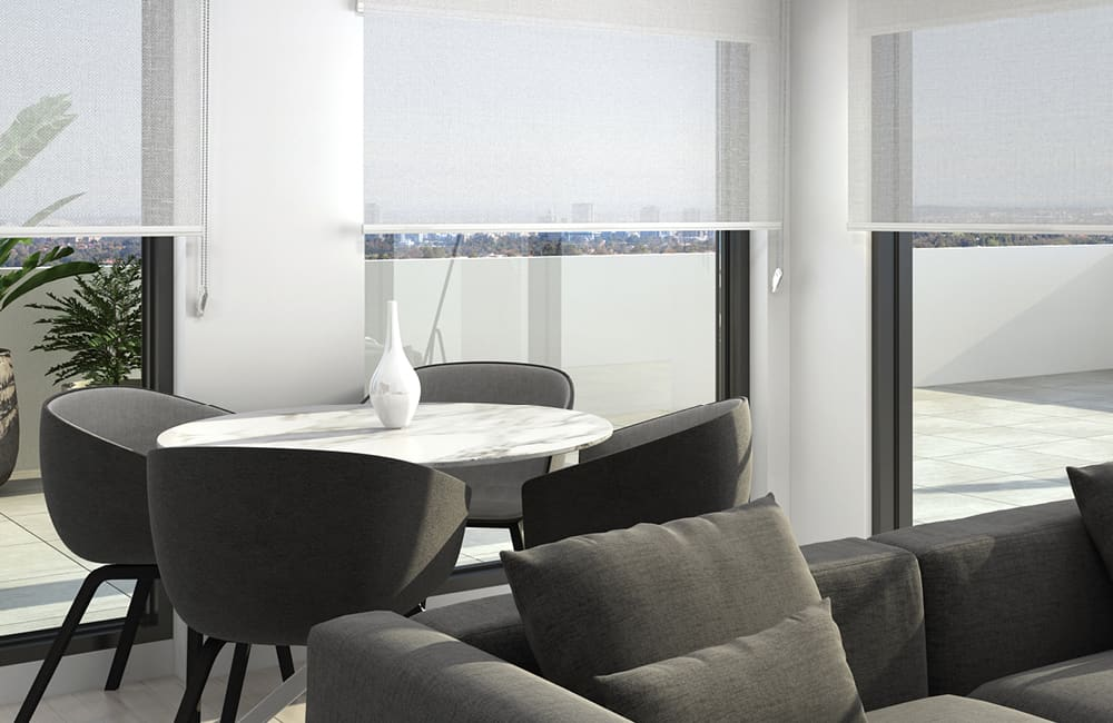 Spotlight On: Double Roller Blinds: ABC Blinds Blog