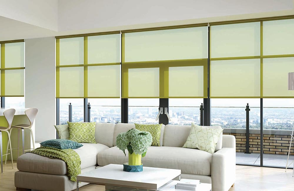 The Best Fabric Blinds for Sliding Doors: ABC Blinds Blog