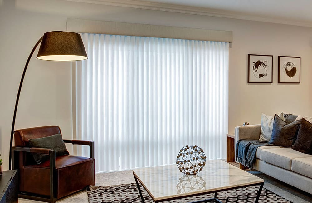 New Vertisheer Blinds Are Great For Sliding Doors: ABC Blinds Blog