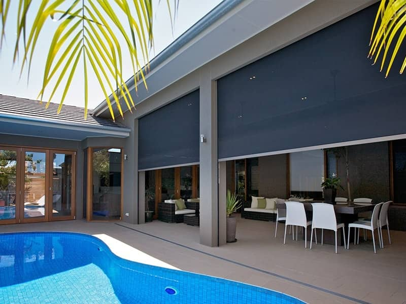 Outdoor Awnings Perth Amp Wa Exterior Awnings Abc Blinds