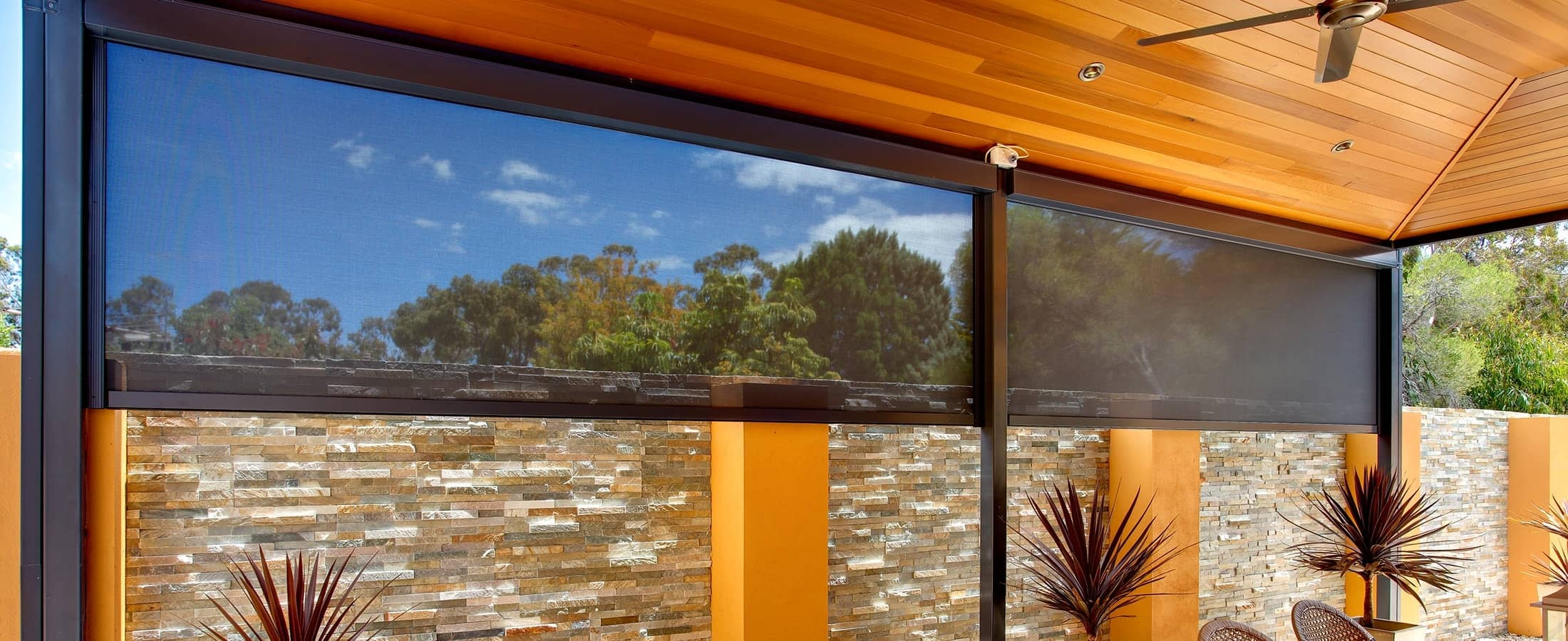 Patio Blinds Cafe Blinds Model ABC Blinds Best Range - Blinds patio