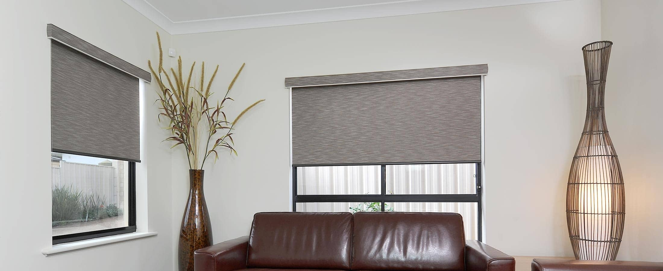 Perth Superior Roller Blinds Supplied And Installed By