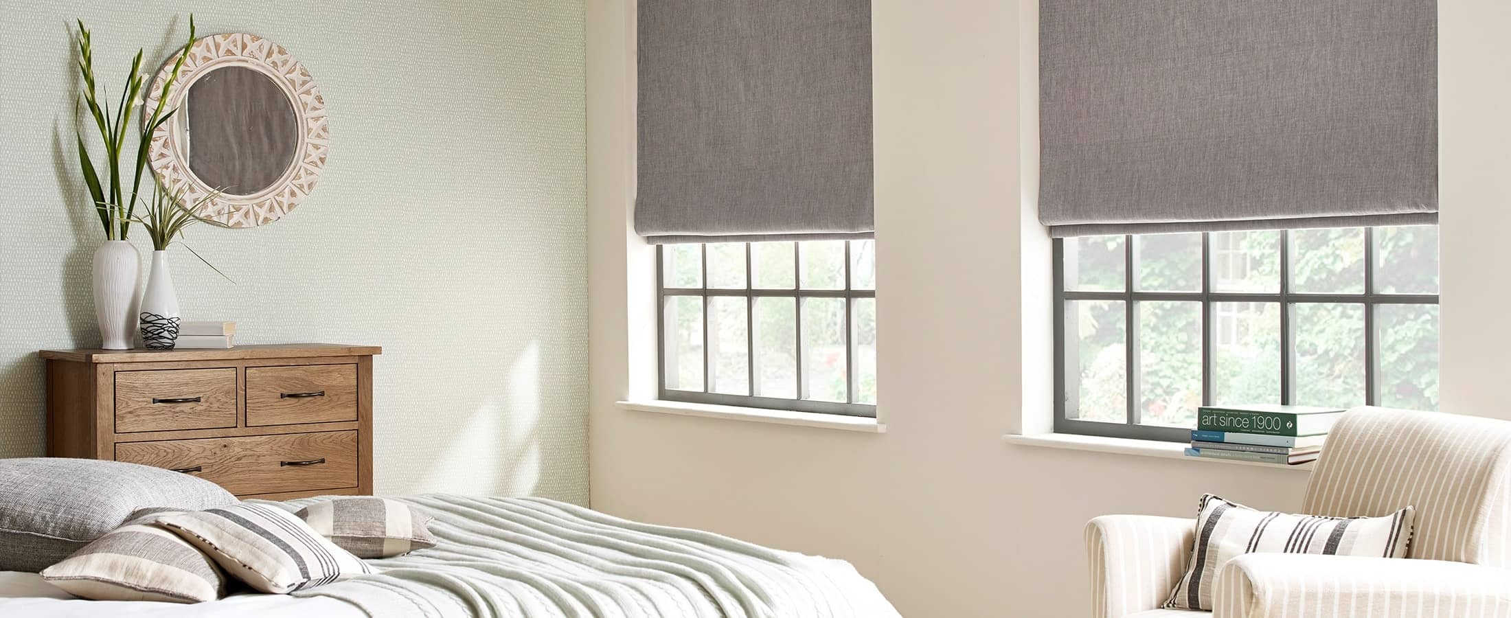 order grey roller greys uk free halfclosed blackoutroller window samplesoft fast mist rollerblind fabricchanging online delivery blindfrom blinds bloc shop popular gen at whitebkt