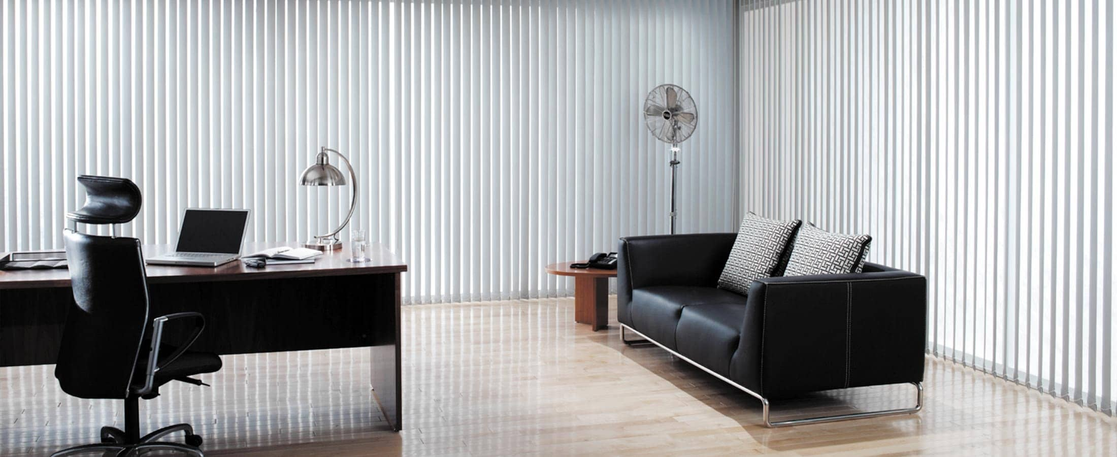 Office Vertical Blinds